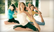 1 or 3 Months of Yoga, Boot-Camp, or Group Classes, or 10 Yoga or Boot-Camp Classes at TitanUp Fitness (Up to 88% Off)