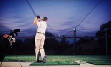 Driving-Range Package at Sunset Golf Center (Up to 53% Off). Three Options Available.