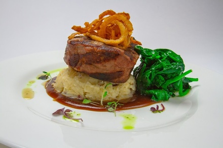 Steakhouse Food for Two or Four at The Stonehouse Grille (40% Off)