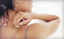 One, Two, or Three Visits with Chiropractic Exam, Adjustments, and Therapies at Martinez Wellness Center (Up to 84% Off)
