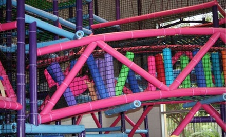 Parents' Night Out Pass for One Child or Two Siblings at AdventurePlex in Manhattan Beach (Up to 53% Off)