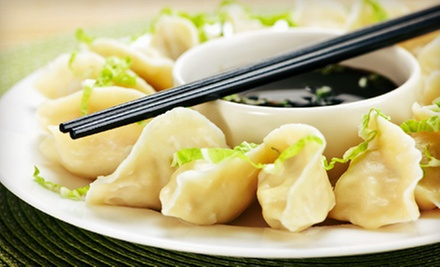 $10 for $20 Worth of Global Cuisine at RJ Tao