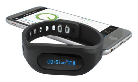 Wireless Bluetooth Fitness Tracker
