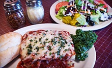 $10 for $20 Worth of Italian Food at Cementos/DeArini's Villa