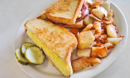 Two Groupons, Each Good for $10 or $20 Worth of American Food at Third Street Diner (Up to 50% Off)