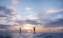 $45 for a Two-Hour Standup-Paddleboard Eco Tour for Two from South Florida Paddle LLC ($90 Value)