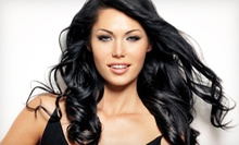 $59 for Four Blowouts with a Complimentary Beverage and Hors D'oeuvres at Release The Blowdry Bar ($120 Value)