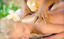 Relaxation or Hot-Stone Massages at MiBoHe Wellness (Up to 53% Off). Three Options Available.