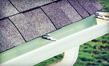 Gutter Cleaning, Moss Treatment, Roof-Debris Cleanup and Optional Yard Cleanup from C.D. Northwest (Up to 68% Off)