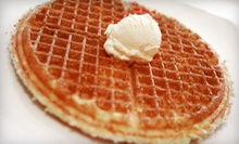 Breakfast or Lunch for Two or Four at Waffleworks (Up to 53% Off)