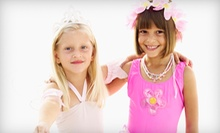 $99 for a Breakfast with a Princess Party for Up to 11 Kids at Princess Palace ($220 Value)