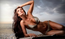 $49 for One Month of Unlimited UV Tanning and Up to Four Spray Tans at Healthy Glo Tanning ($99.95 Value)