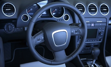 Complete Interior Detail with VIP or Gold Exterior Detail at NW Auto Spa (Up to 53% Off)