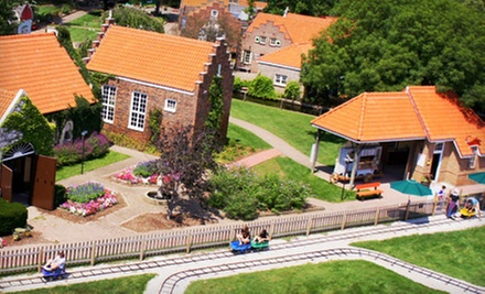 $ 10 for a Theme-Park Visit for Two at Nelis Dutch Village ($ 20 Value)