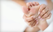 $35 for a 60-Minute Foot Reflexology Session at Wellness Alternative Solutions ($75 Value)