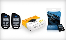 $199 for CompuStar Remote Car Starter with Keyless-Entry System and Interface-Module Installation ($400 Value)