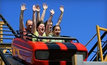 $12 for $25 Worth of Attractions and Arcade Games at Adventure Park USA