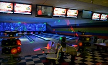 $15 for a Bowling Package for Up to Four with Shoe Rental and Soda or Beer at Papa Luigi's II (Up to $52 Value)
