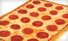 Pizza Dinner at Snappy Tomato Pizza (Up to 56% Off). Two Options Available.