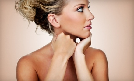 Three or Five Airbrush Tans with Tina Saucedo at Leisure Time Day Spa (Up to 61% Off)