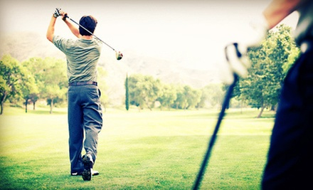 18 Holes of Golf with Cart Rental for Two or Four at Highland Golf Course (Up to 45% Off)