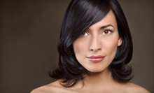 Women's or Men's Salon Package at Salon 150 (Up to 68% Off). Three Options Available.