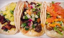 $15 for $30 Worth of Mexican Food and Drinks at Chino Latino Tacos &amp; Tequila