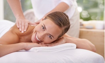 Choice of One or Two Renewing Spa and Salon Services at The Face & The Body Spa & Salon (Up to 46% Off)