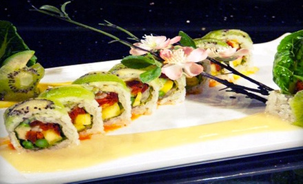 $15 for $30 Worth of Japanese Food, Hibachi, and Sushi at Miyako Sushi & Steakhouse
