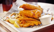 Pub Food for Dinner or Lunch at Murphy's Bar and Grill (Half Off). Three Options Available.