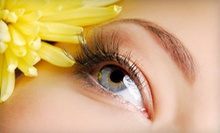 Full or Flirtatious End Eyelash Extensions at Modern Nails &amp; Lashes (Up to 61% Off)