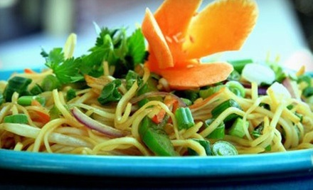 $10 for $20 Worth of Indo-Chinese Food at Inchin's Bamboo Garden