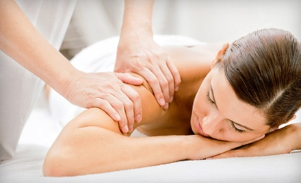 60- or 90-Minute Massage or 60-Minute Couples Massage at Revive Bodyworks (Up to 59% Off)