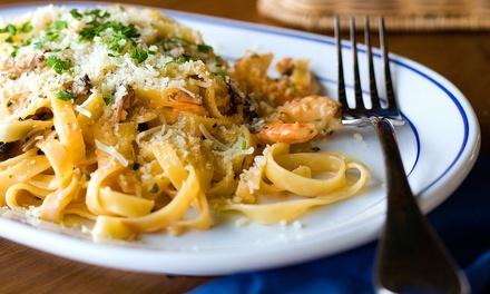 Italian Cuisine for Two or Four at Cenci's Italian Restaurant & Bar (50% Off)