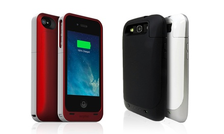 Mophie Juice Pack Air Apple-Certified Smartphone Battery Cases from $27.99 to $29.99