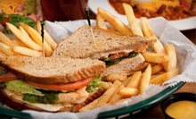$15 for Two Groupons, Each Good for $15 Worth of Pub Food and Drinks at The Pubb ($30 Value)