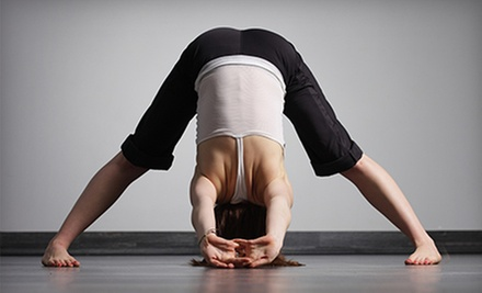 5 or 10 Hatha-Yoga Classes from Rowan Tree Yoga (Up to 65% Off)