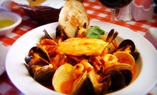 Italian Cuisine for Two or More or for Four or More at Pomodorino Ristorante Italiano (Half Off)