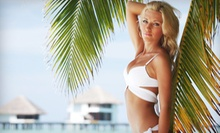 One or Two Custom Airbrush Tans at Naked Tan (Up to 59% Off)