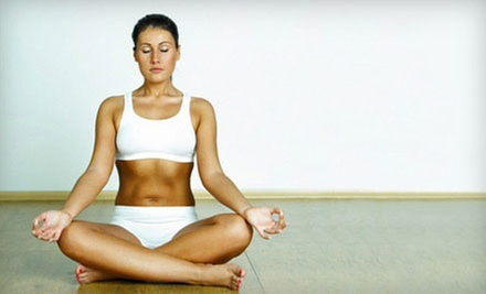 10 or 15 Yoga Classes or One Month of Unlimited Classes at Yoganette Yoga (Up to 74% Off)