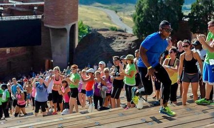 $10 for Admission for One to Fitness on the Rocks Colorado LLC on July 19 ($21.04 Value)