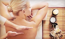 One or Three 60-Minute or One 90-Minute Massage with Aromatherapy or Balm at Pause Massage & Wellness (Up to 62% Off)