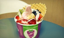 $5 for $10 Worth of Frozen Yogurt at Cocoaberry Frozen Yogurt