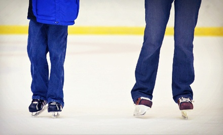 $25 for Four Weekly Group Ice-Skating Lessons at Cedar Rock Skating Academy ($50 Value)