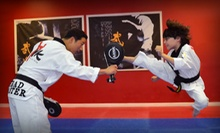 One or Three Months of Unlimited Martial Arts Classes with Uniform Included at YK Martial Arts (Up to 68% Off)