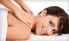 Customized-Massage Package with Optional Chiropractic Adjustment at Guru Chiropractic (Up to 92% Off)
