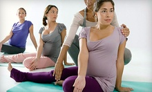 Five Prenatal or Mommy &amp; Me Classes, or Two 90-Minute Private Yoga Sessions at Bethany Hard Yoga (Up to 61% Off)