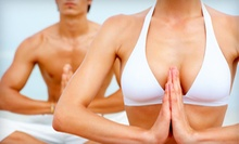 10 or 20 Yoga Classes at Arden Hot Yoga (Up to 82% Off)