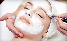 Facial Spa Services at Pink West Aesthetics (Up to 55% Off). Two Options Available.