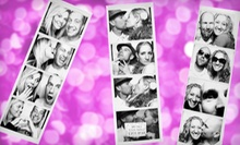 $579 for a Four-Hour Photo-Booth Rental Package from Shughes Entertainment ($1,299 Value)